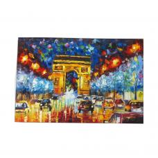 "Handpainting ""Arc de Triomphe"""