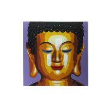 """Handpainting """"Buddha"""""""