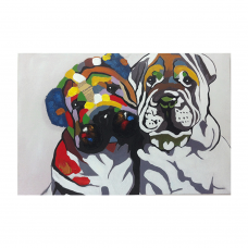 "Handpainting ""Sweet Dogg"""
