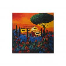 "Handpainting ""Landscape"""