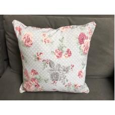 Lesli Living sierkussen Pink Flower