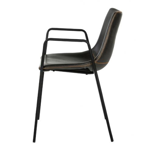 Le Chair Eetkamerstoel Cruz Antraciet