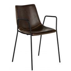 Le Chair | Eetkamerstoel Cruz brown