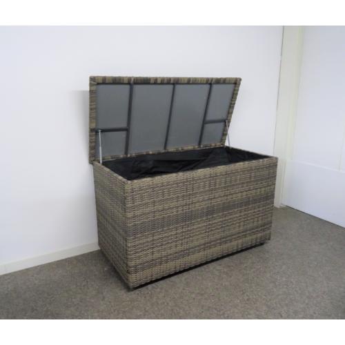 Kussenbox 150 Cm.Kussenbox Vegas Kubu Grey