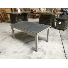 Alu outdoor coffee tafel