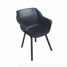 Hartman | Tuinstoel Sophie Element Armchair antraciet